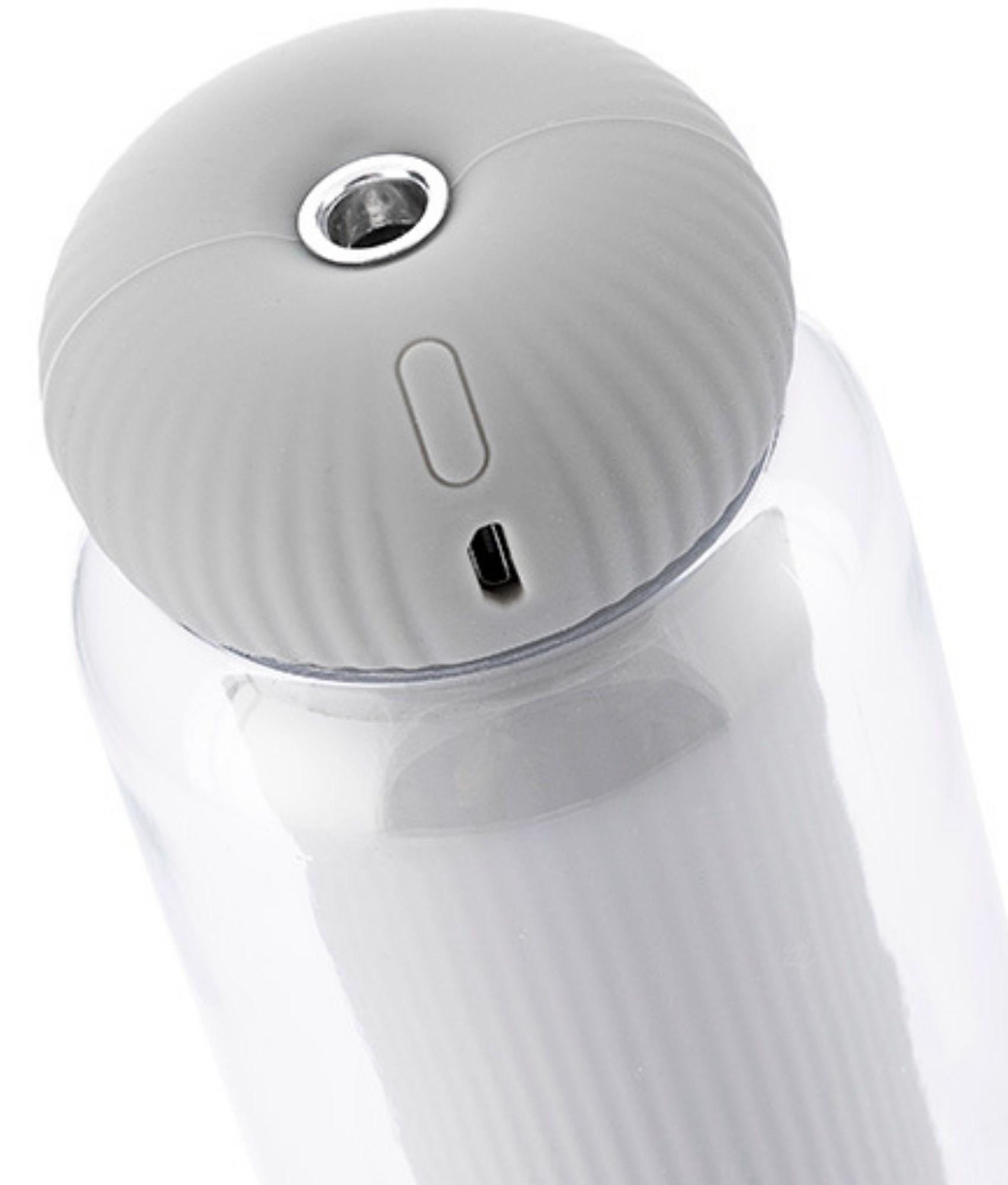 Humidificador Ultrasónico Difusor de Aromas con LED Stearal