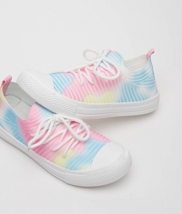 Sneakers Leven - Blue/Pink