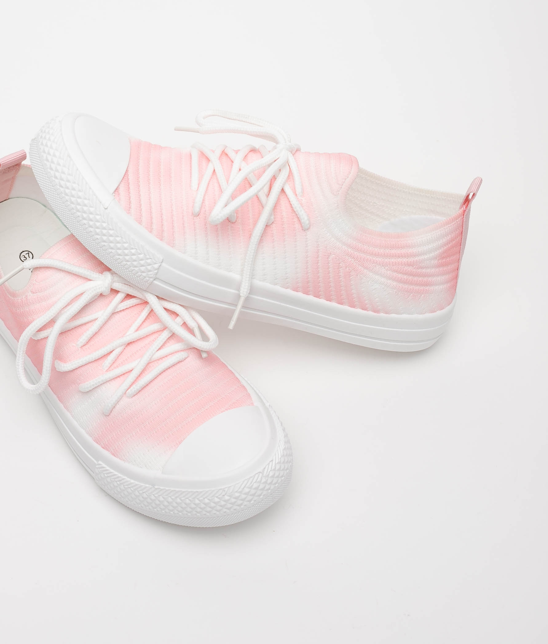 Sneakers Leven - Pink/White