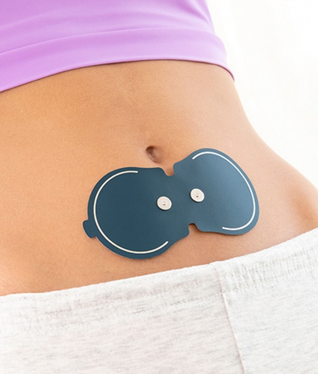 Parches de Recambio para Masajeador Relajante Menstrual Moonlief