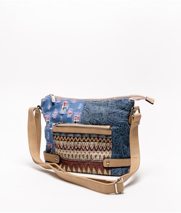 Shoulder Bag Sahily - Camel