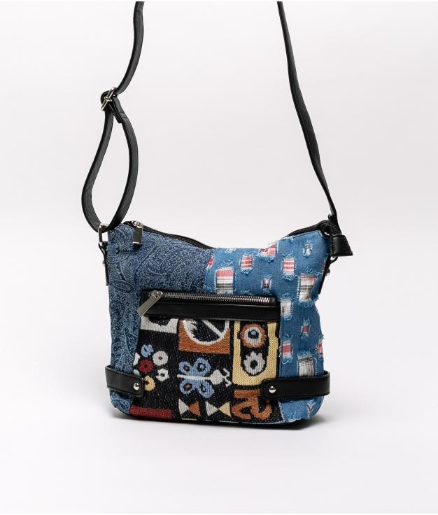 Shoulder Bag Sahily - Black