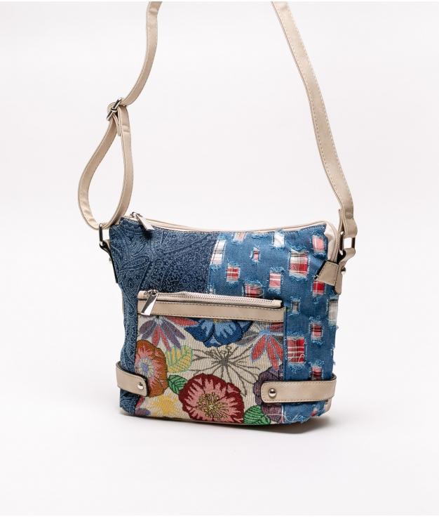 Shoulder Bag Sahily - Beige