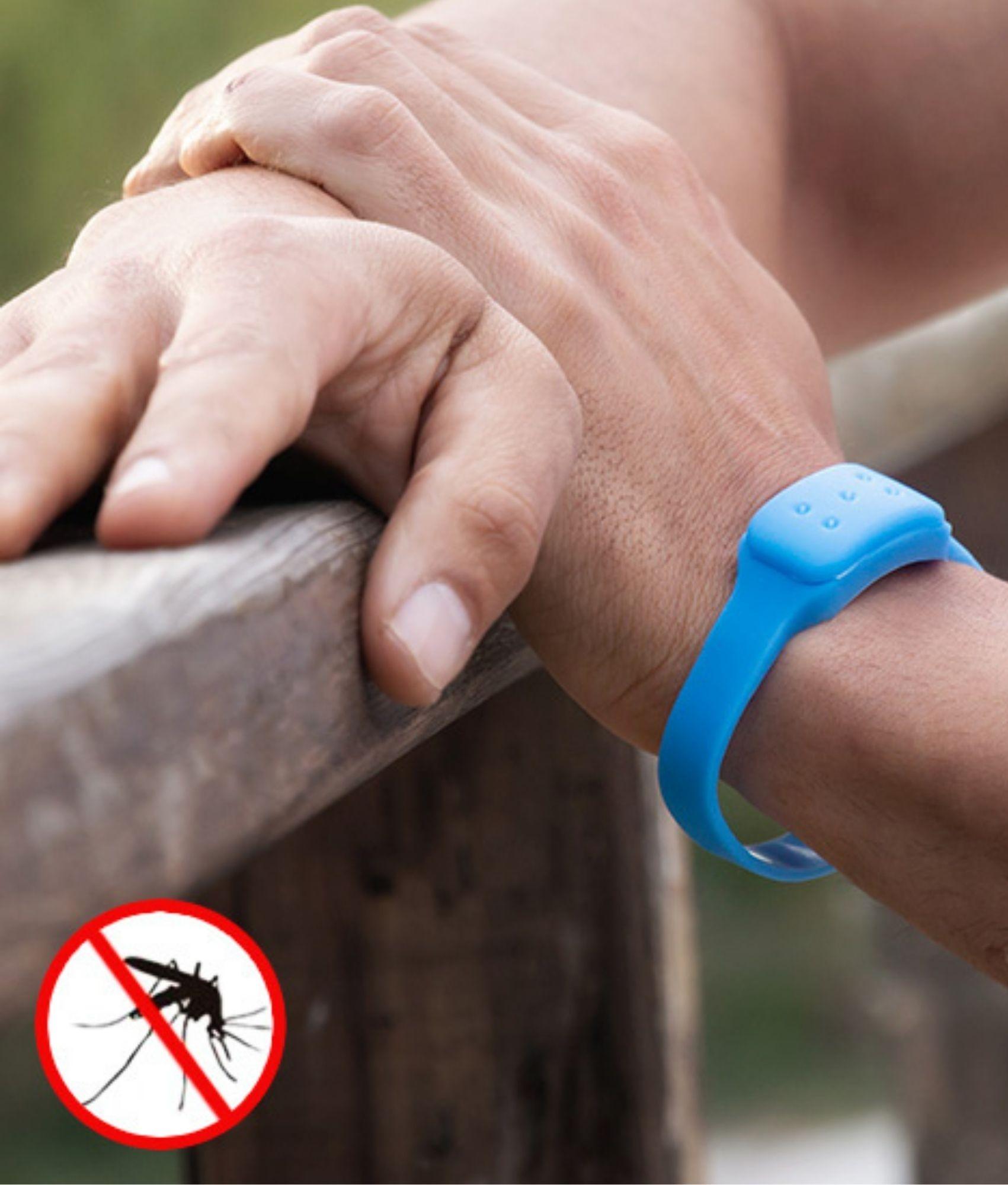 Pulsera de Citronella Anti-Mosquitos
