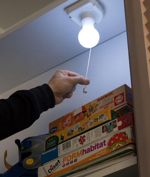 Bombilla LED Portátil