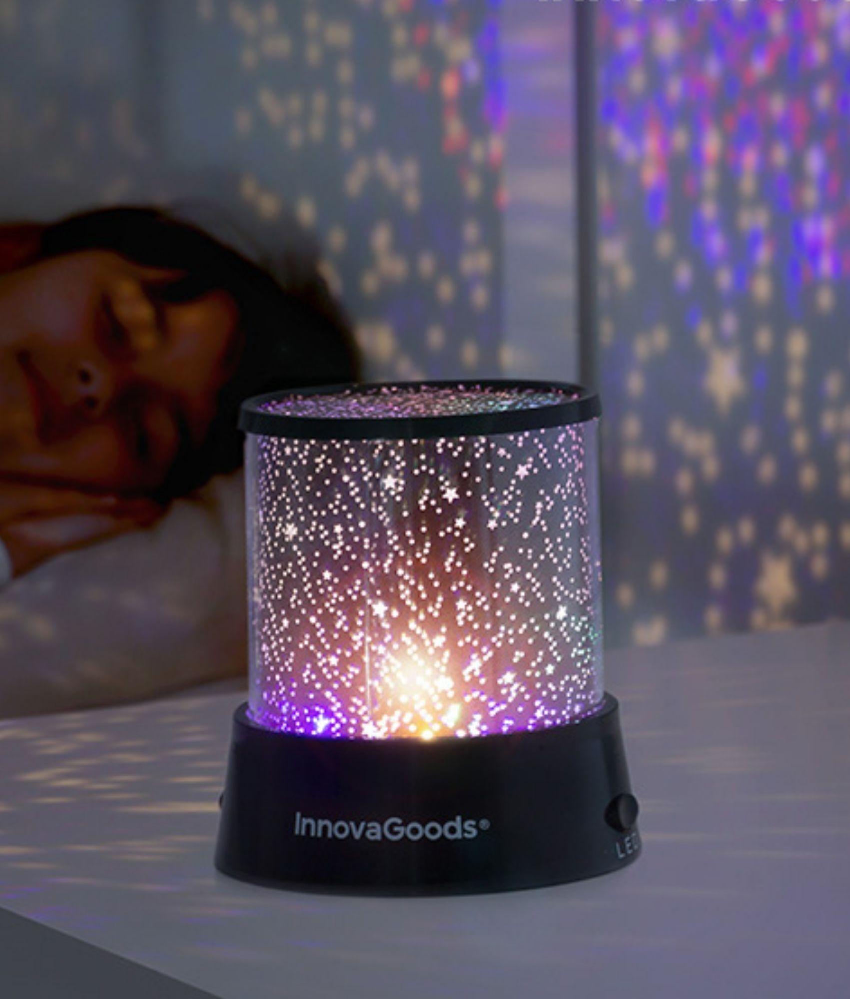 Proyector LED de Estrellas