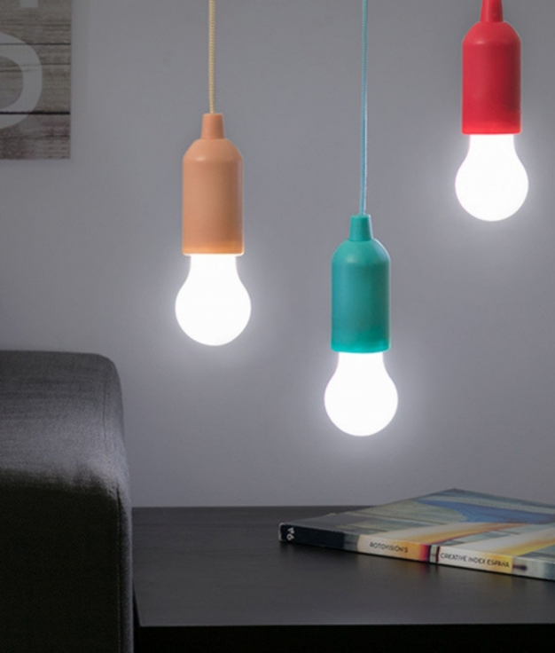 Bombilla Pull-Cord LED
