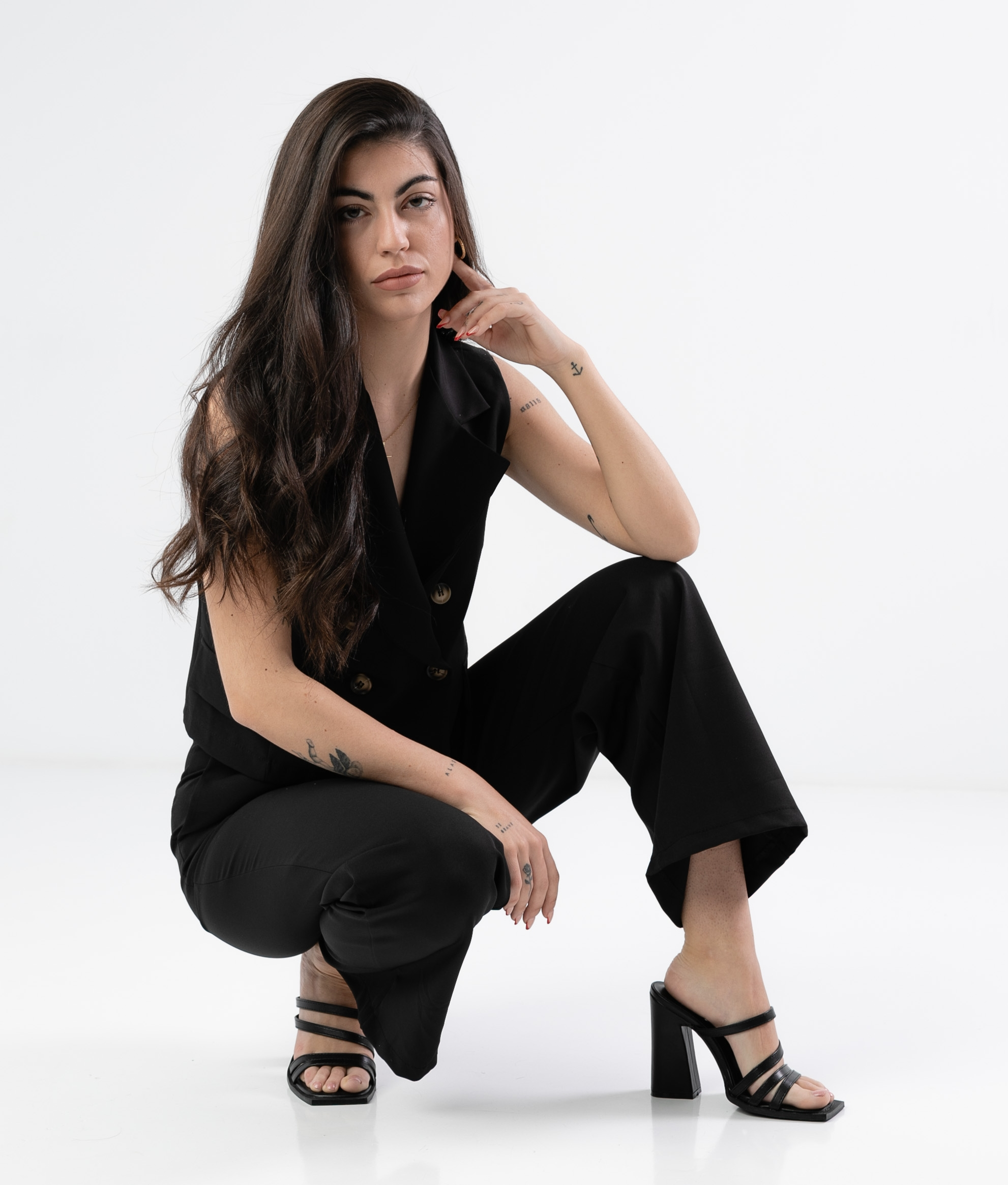 OUTFIT OBEQUI - BLACK
