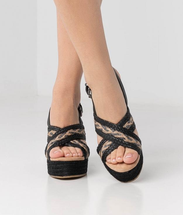 High Sandal Balti - Pink