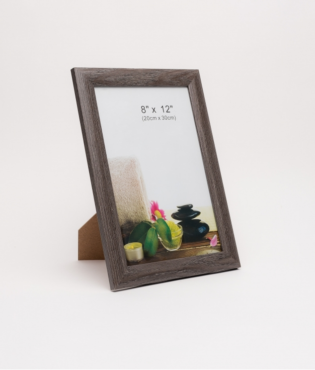 FABER PHOTO HOLDERS - BROWN