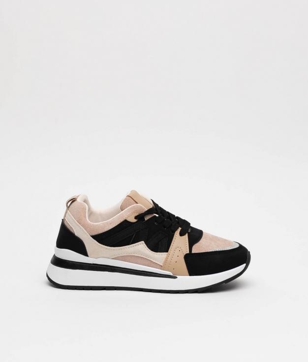 Sneakers Deniz - Negro