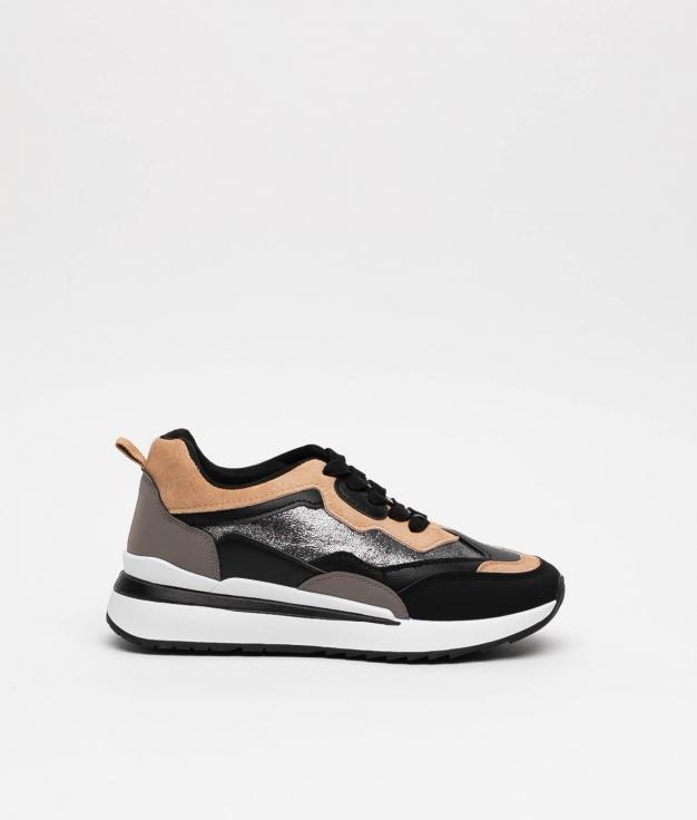 Sneakers Acre - Negro
