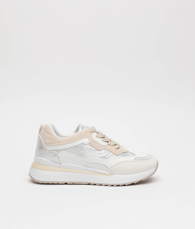 Sneakers Acre - Blanc
