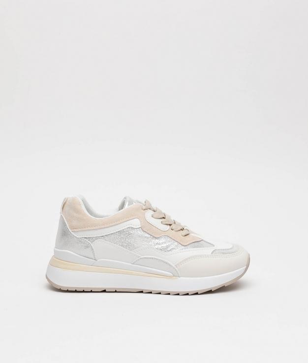 Sneakers Acre - Blanco