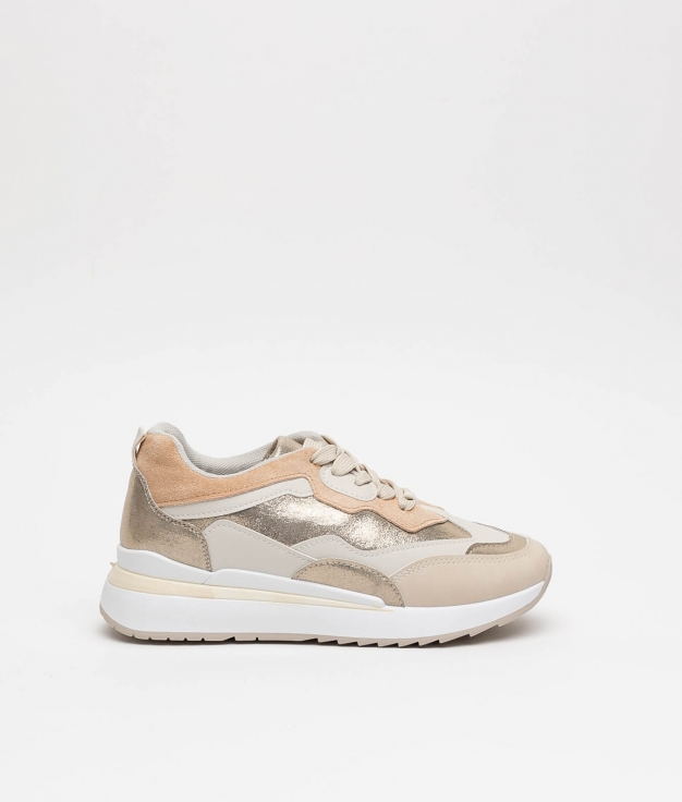 Sneakers Acre - Bege