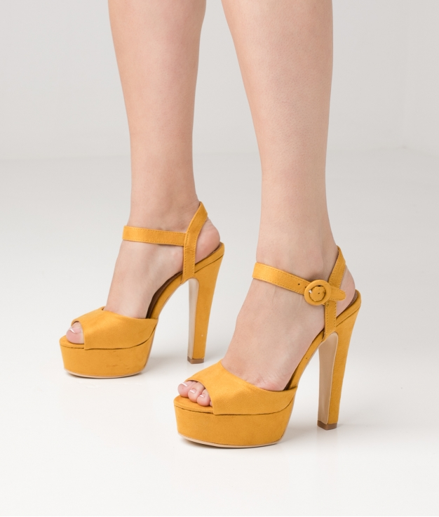 High Sandal Malfir - Yellow