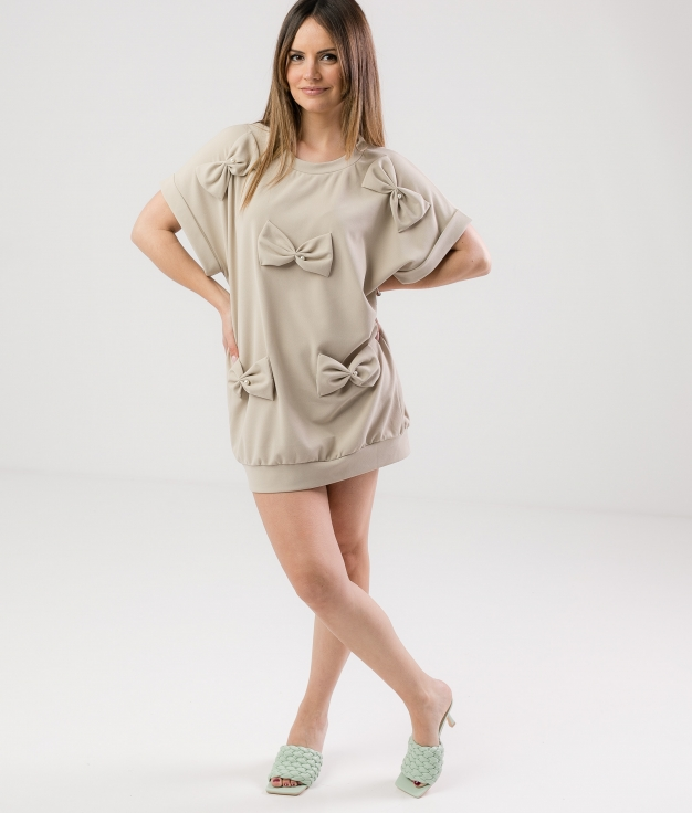 Dress Murcer - Beige