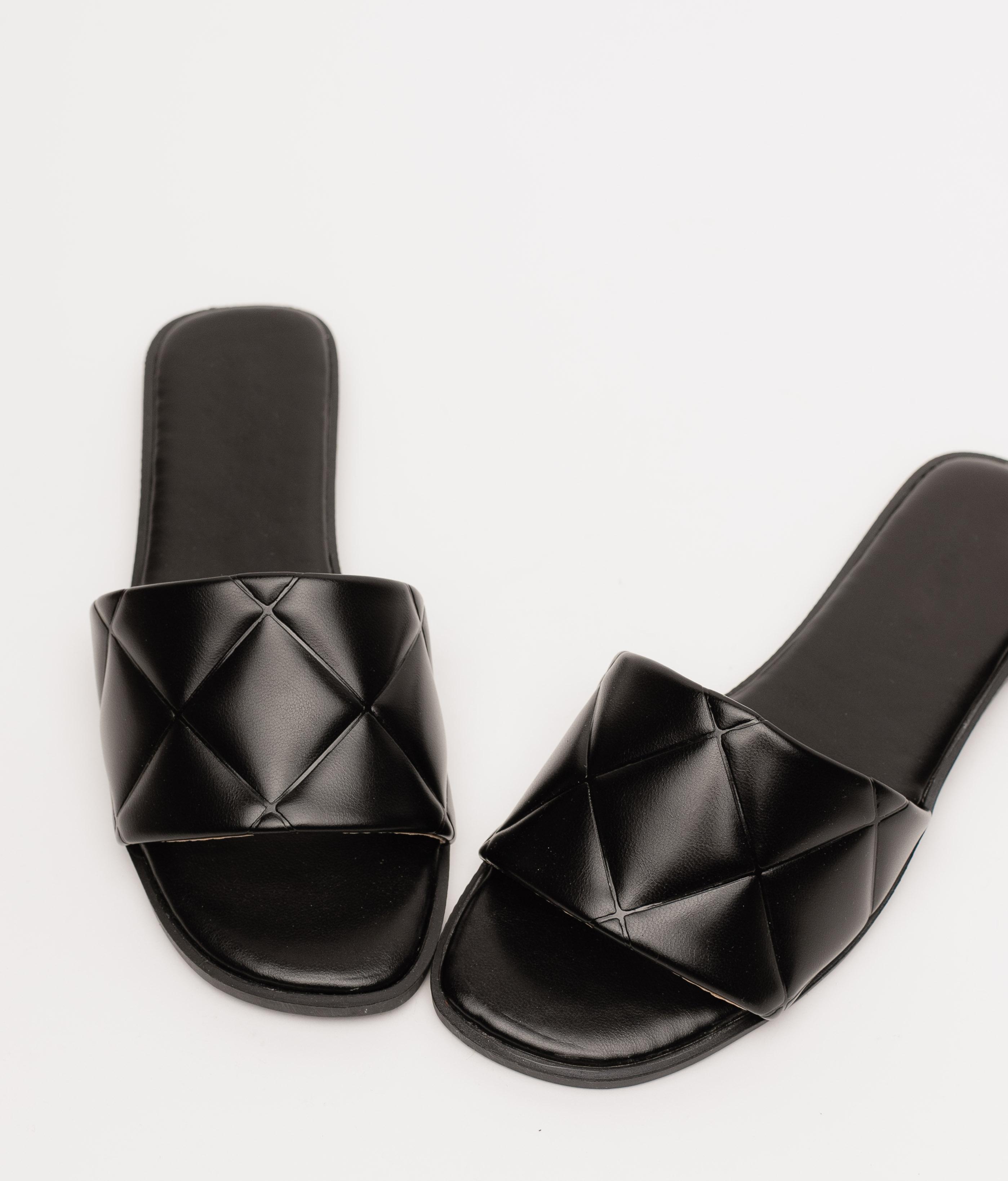 SUCRE SANDAL - BLACK