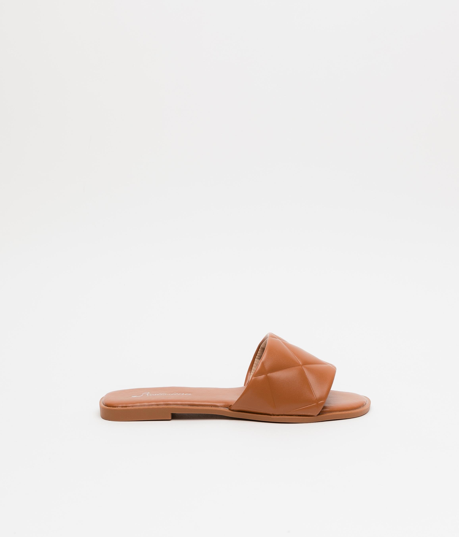 SUCRE SANDAL - CAMEL