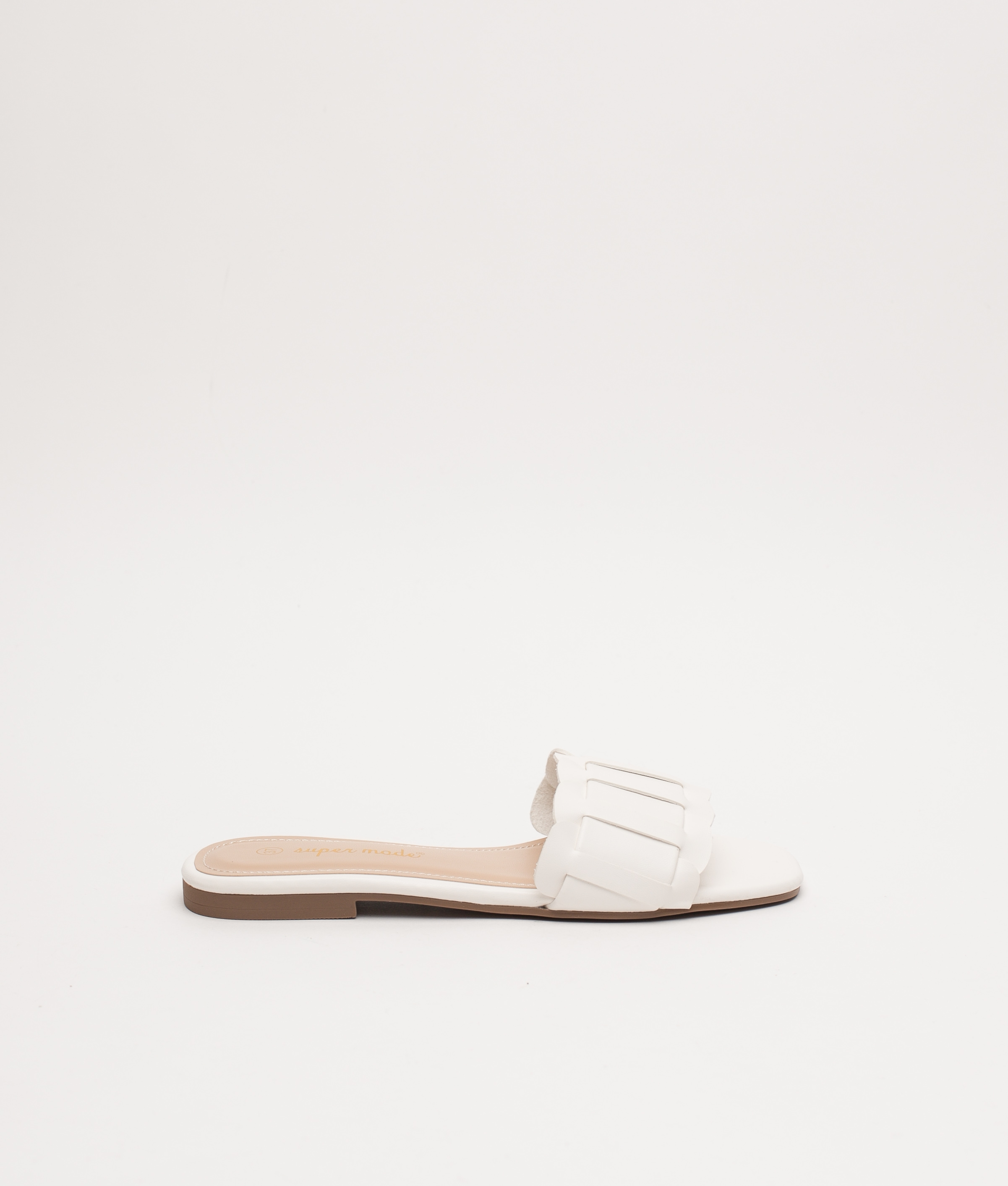 ORURO SANDAL - WHITE