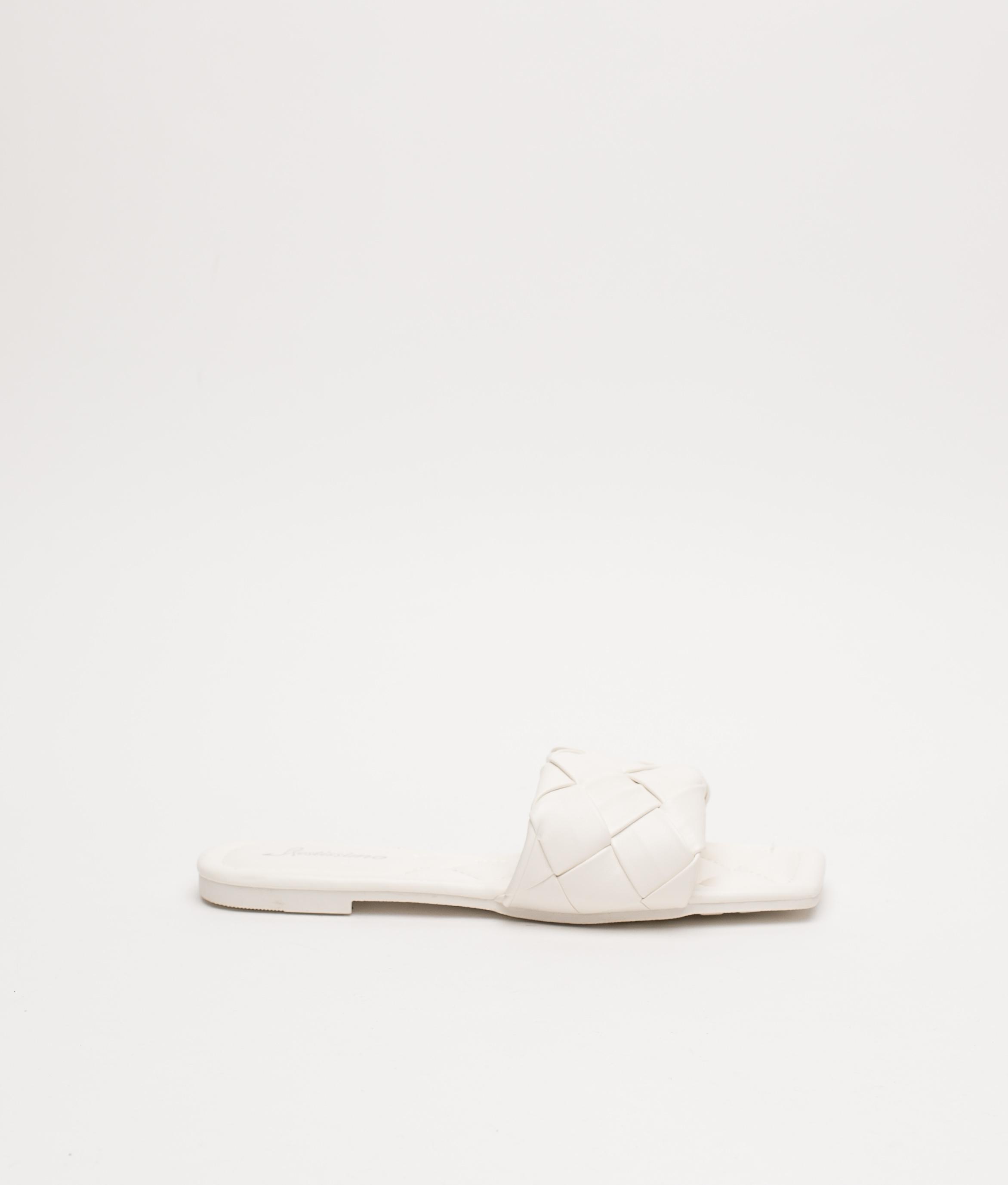 SORATA SANDAL - WHITE