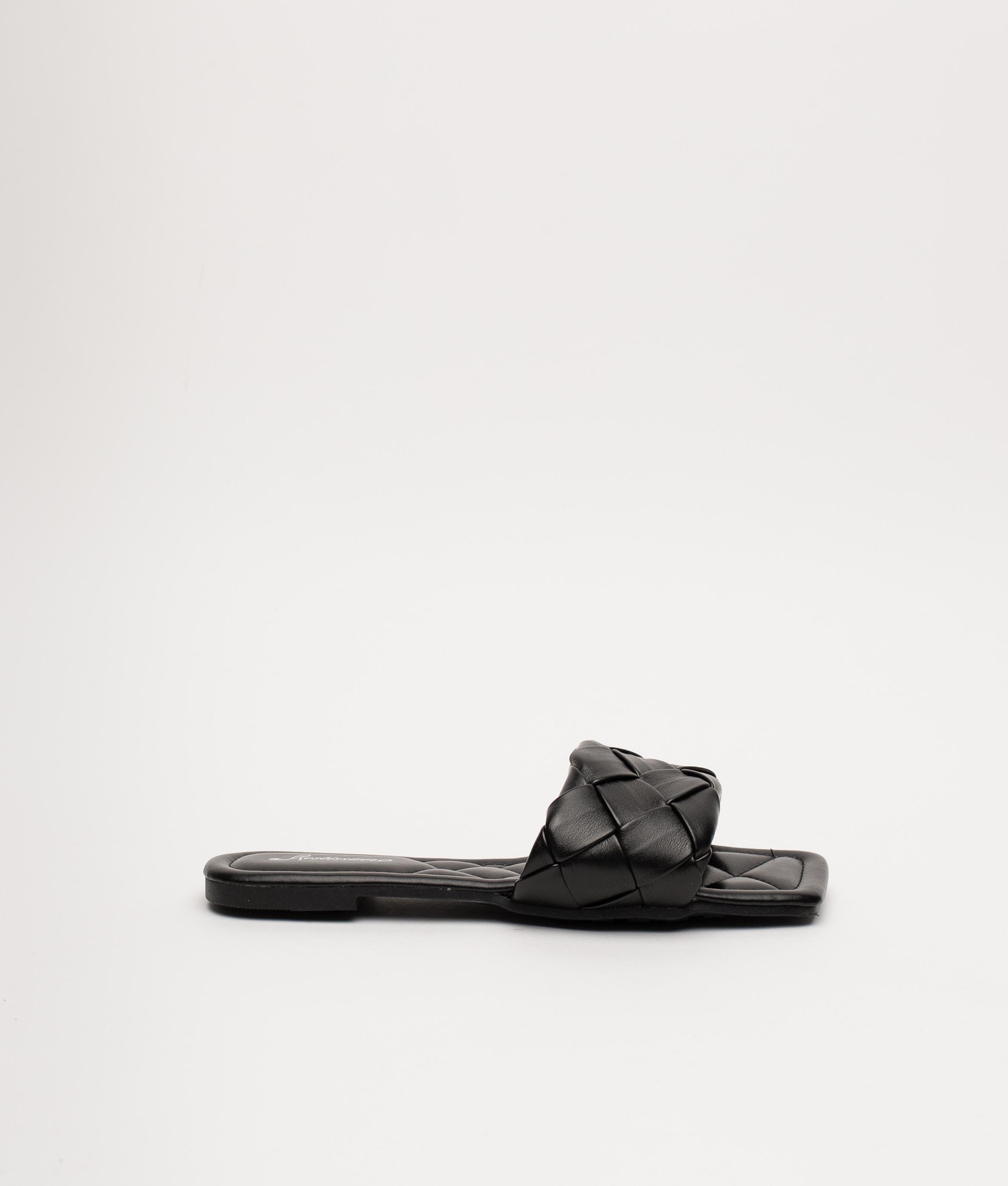 SORATA SANDAL - BLACK