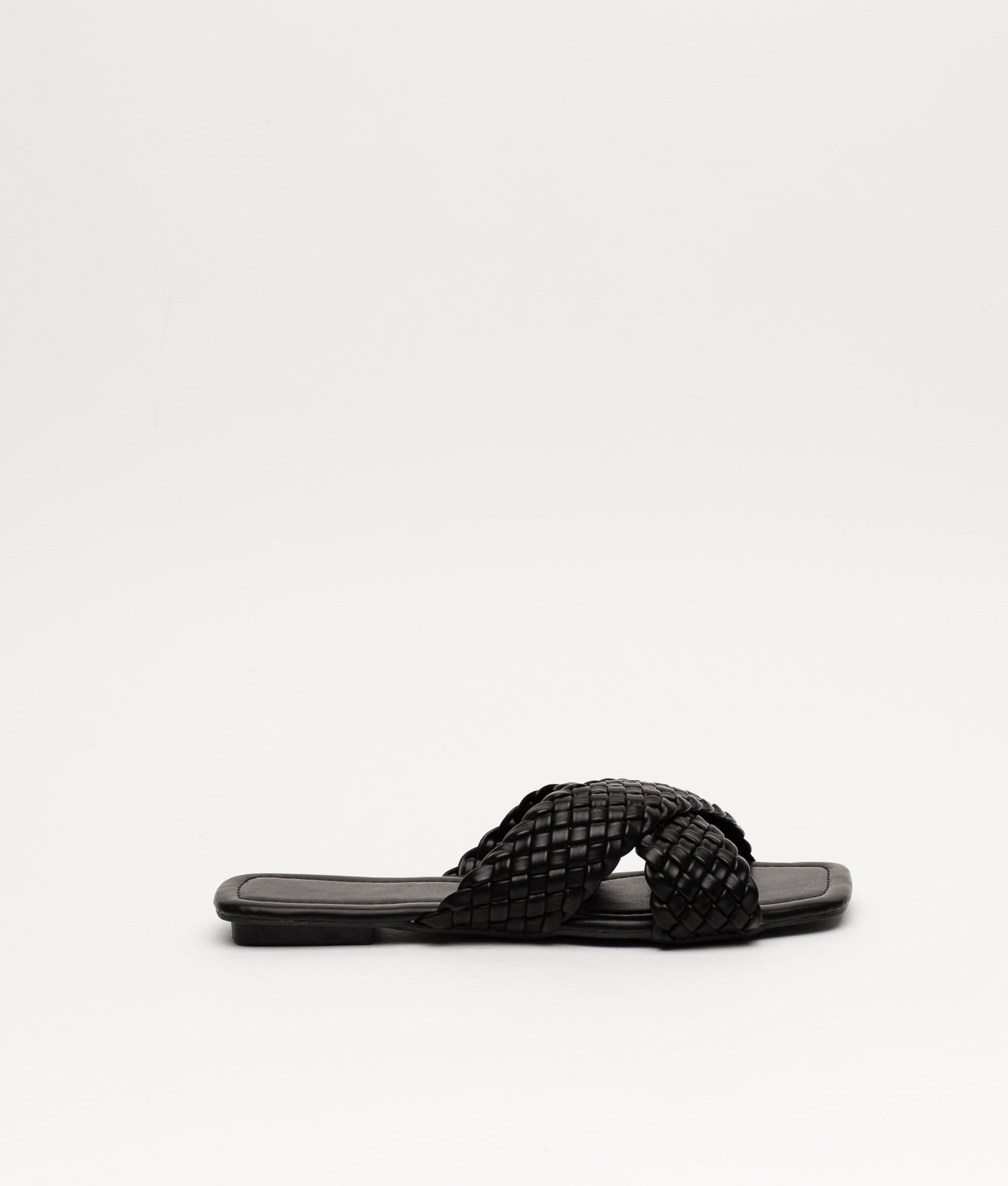 CORKE SANDAL - BLACK