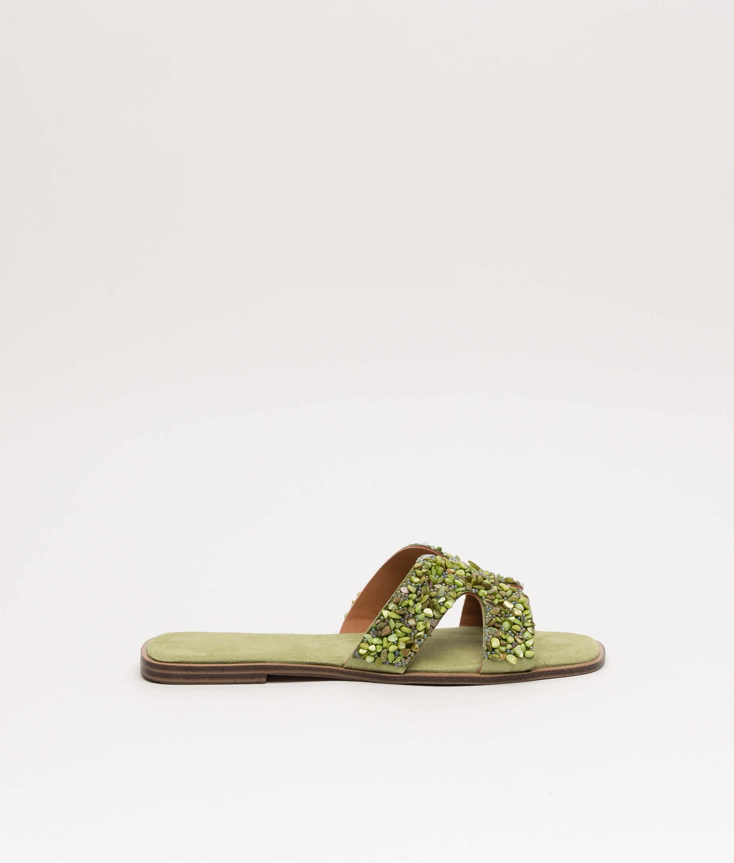 TUNARI SANDAL - GREEN