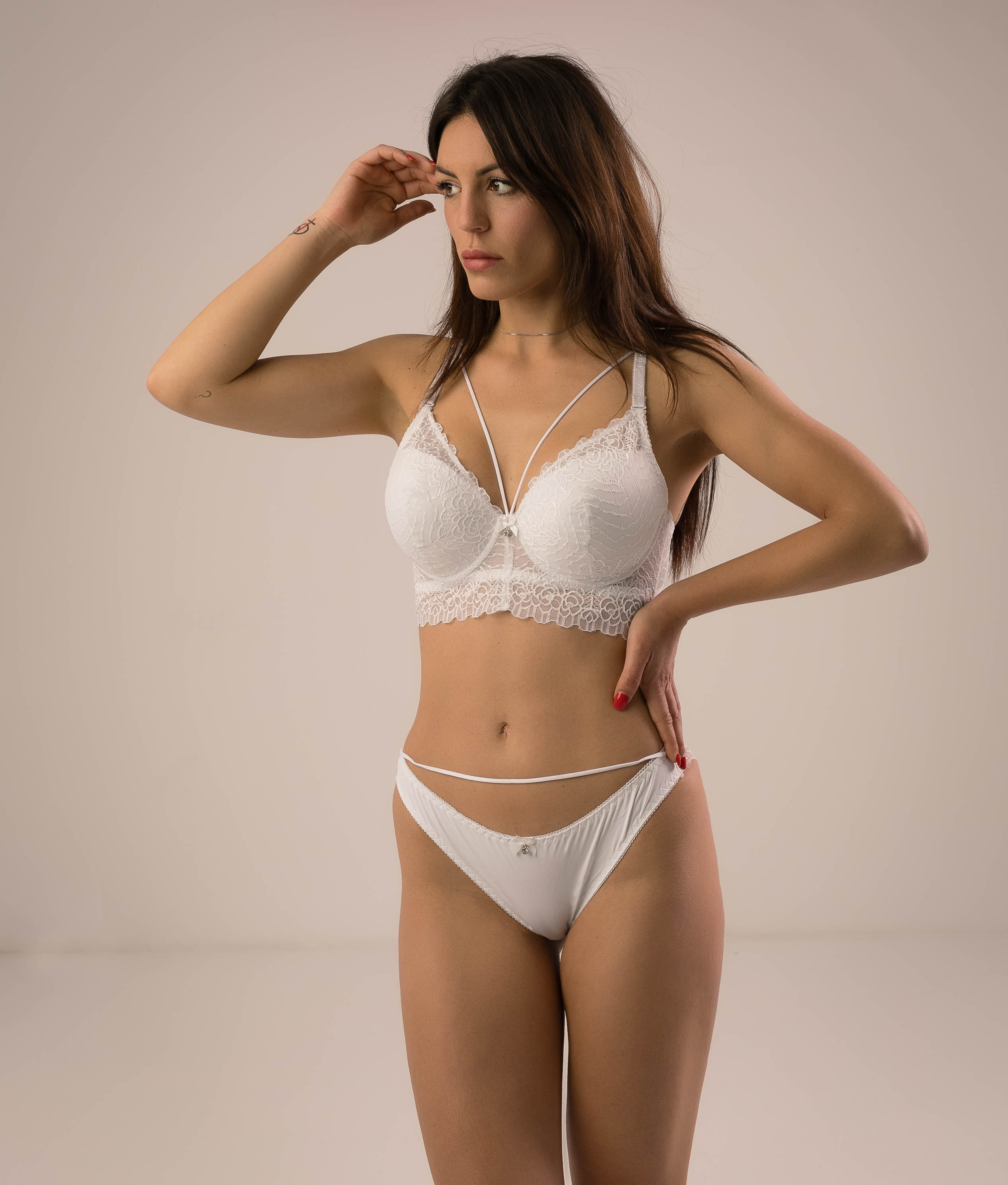 OUTFIT PROSLE - WHITE