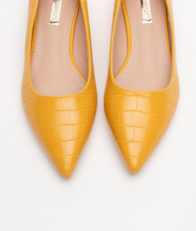 Sapato ANTUCO - AMARELO