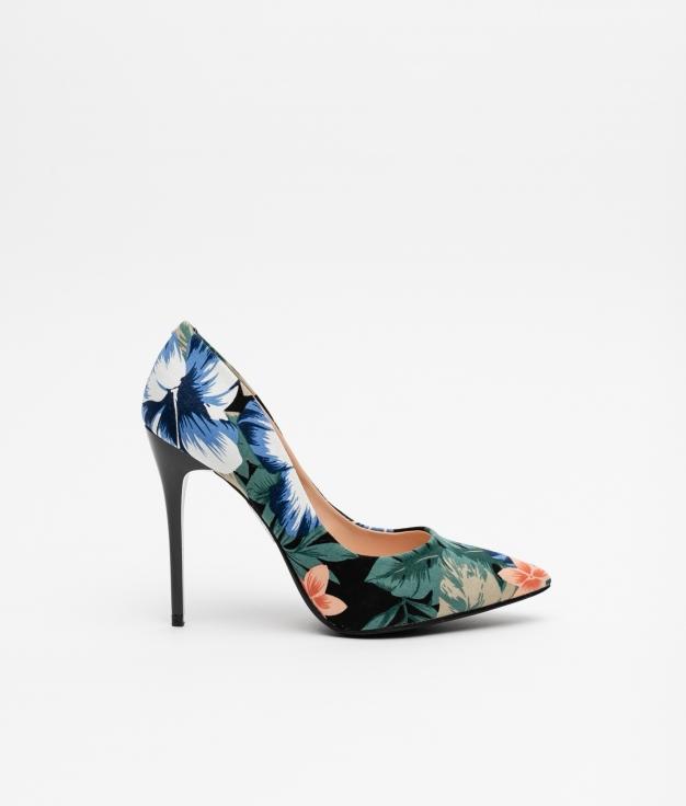 Zapato de Tacón MALLOA - Negro