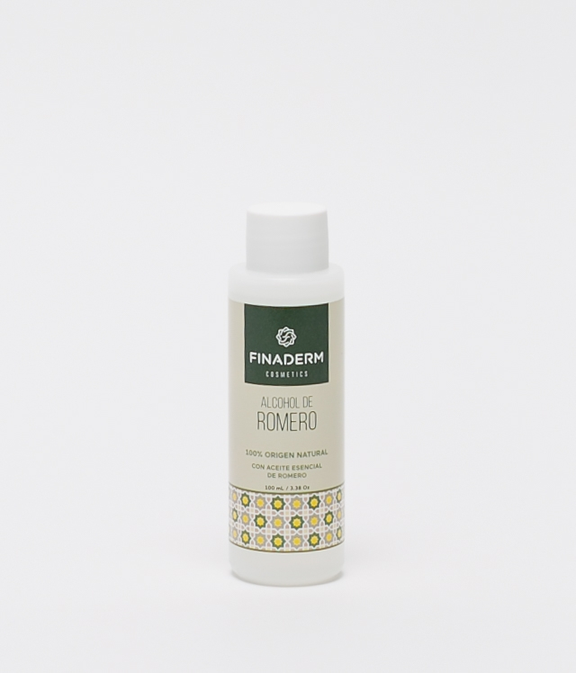 ALCOHOL DE ROMERO - 100 ML