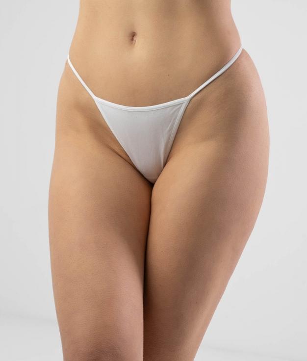 TANGA DABILAR - WHITE