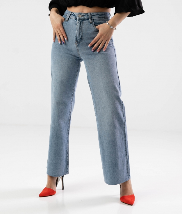 Pantalón Framel - Denim