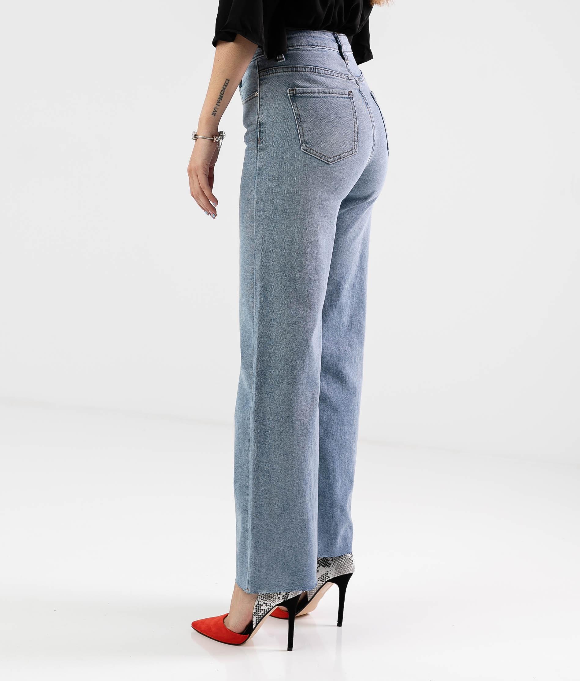 Framel Trousers - Denim