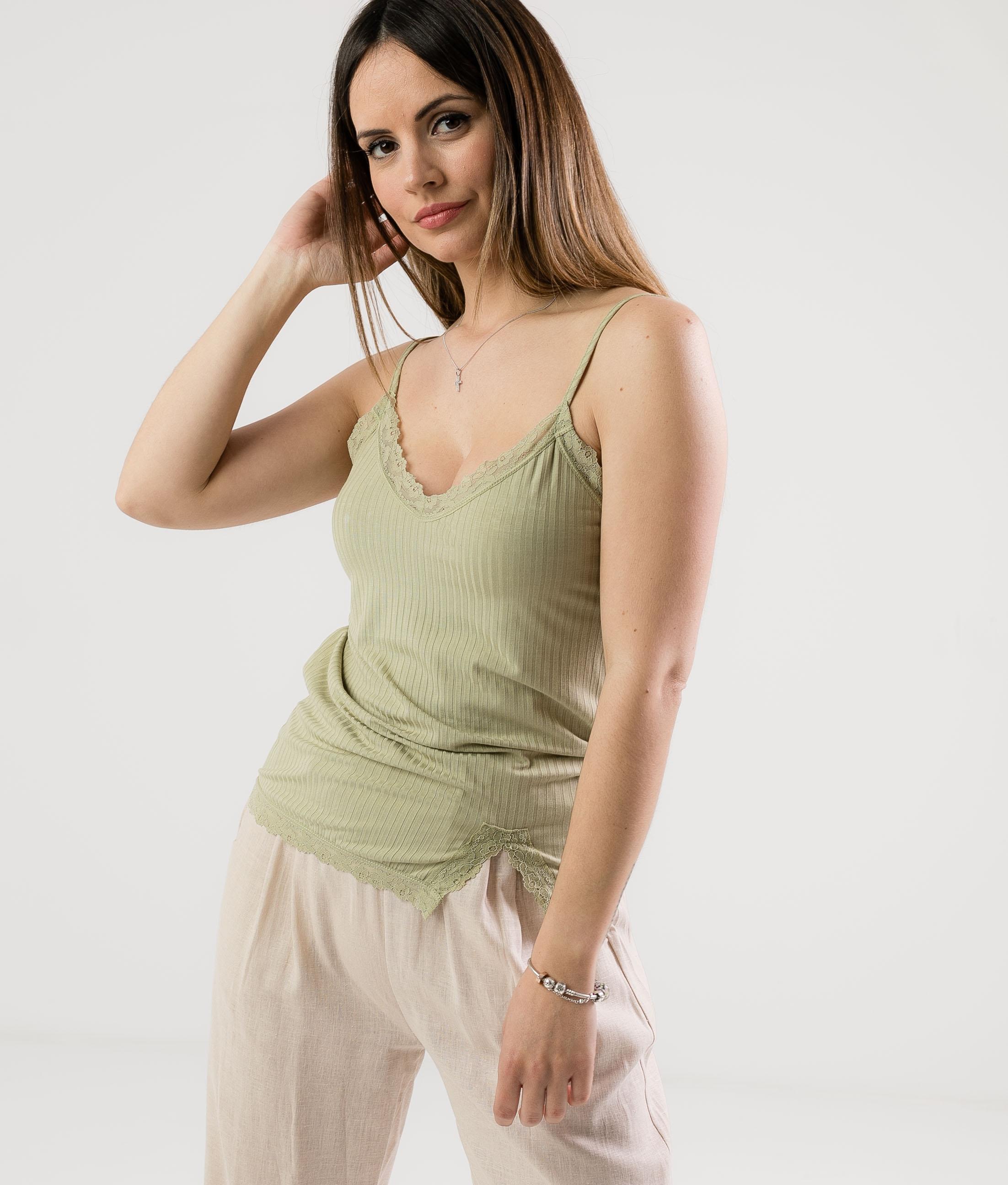 Camiseta Ranicha - Verde