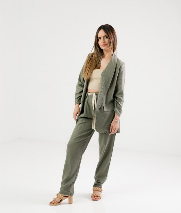 Trousers Selone - Khaki