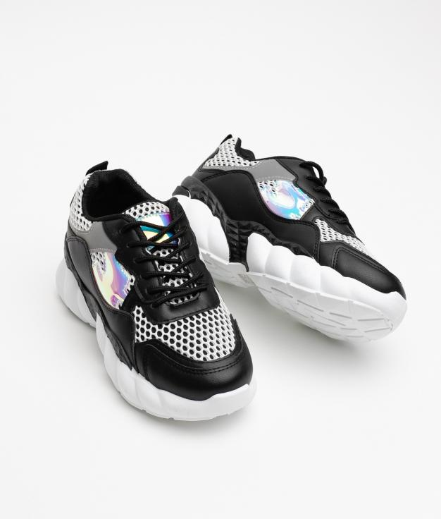 Sneakers Levi - Preto