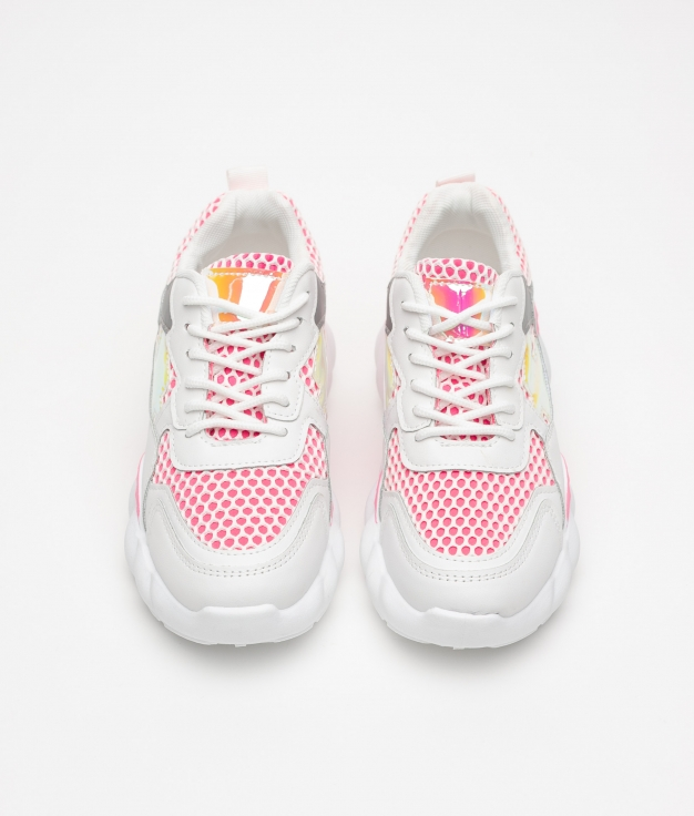 Sneakers Levi - Fuchsia