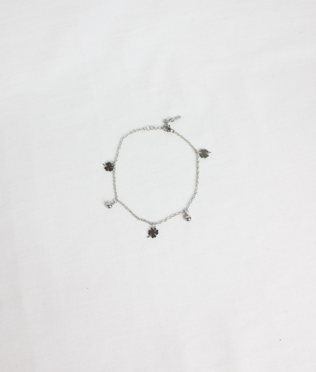 ANKLE NICHA - SILVER