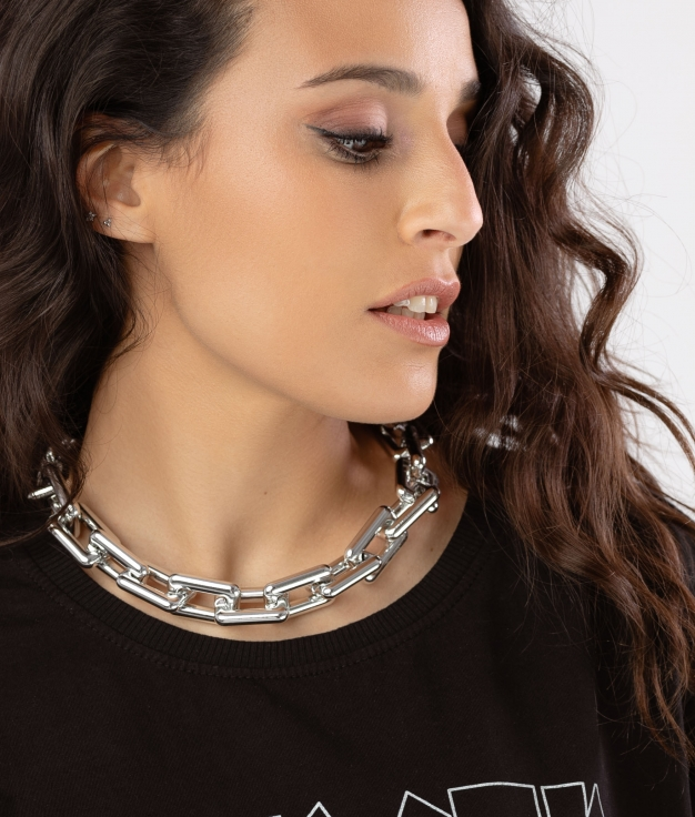 VIRABLE NECKLACE - SILVER