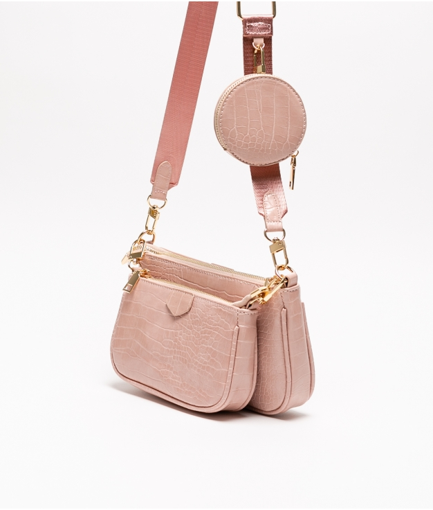 shana-ROSA crossbody bag