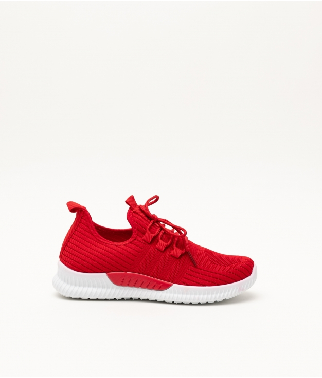Sneakers Lambare - Vermelho