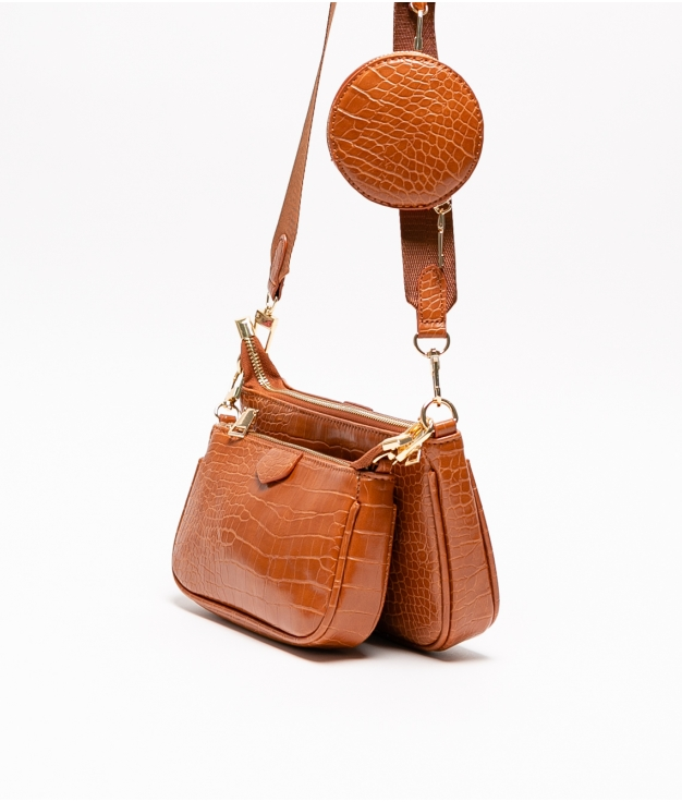 shana-brown crossbody bag