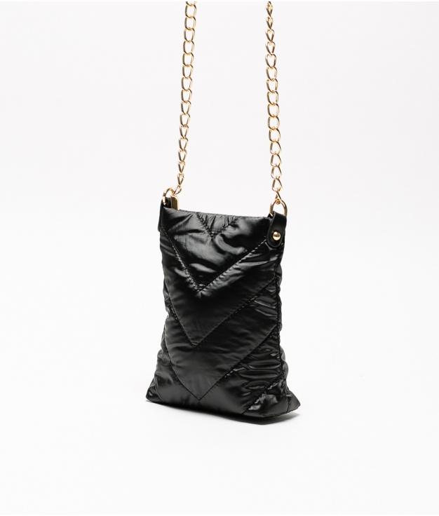 relax mobile holder - black