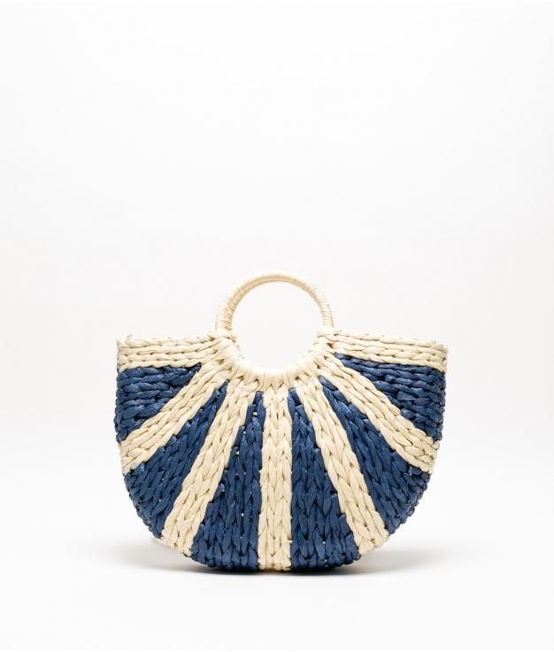 Leyre bag - navy beige