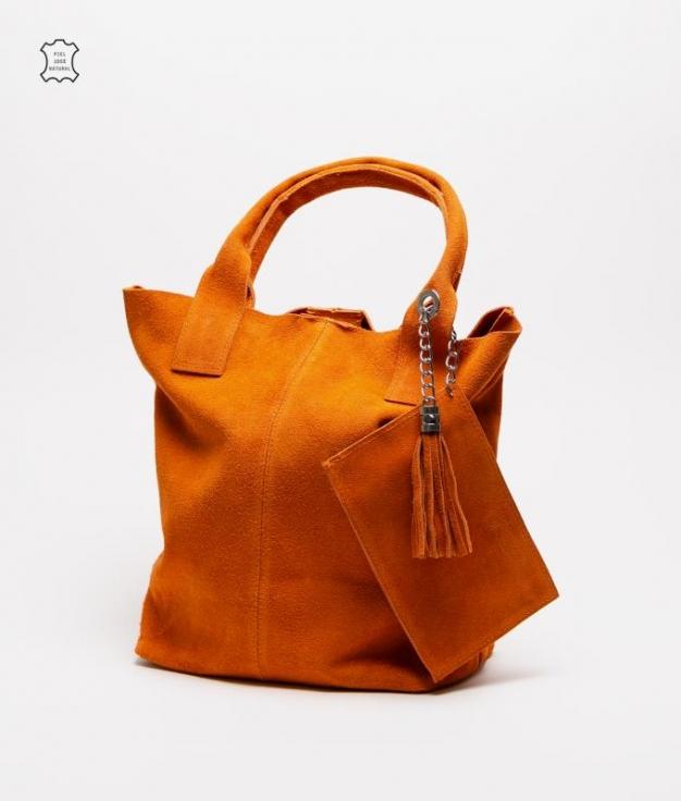 Bolso Mykonos - Arancione