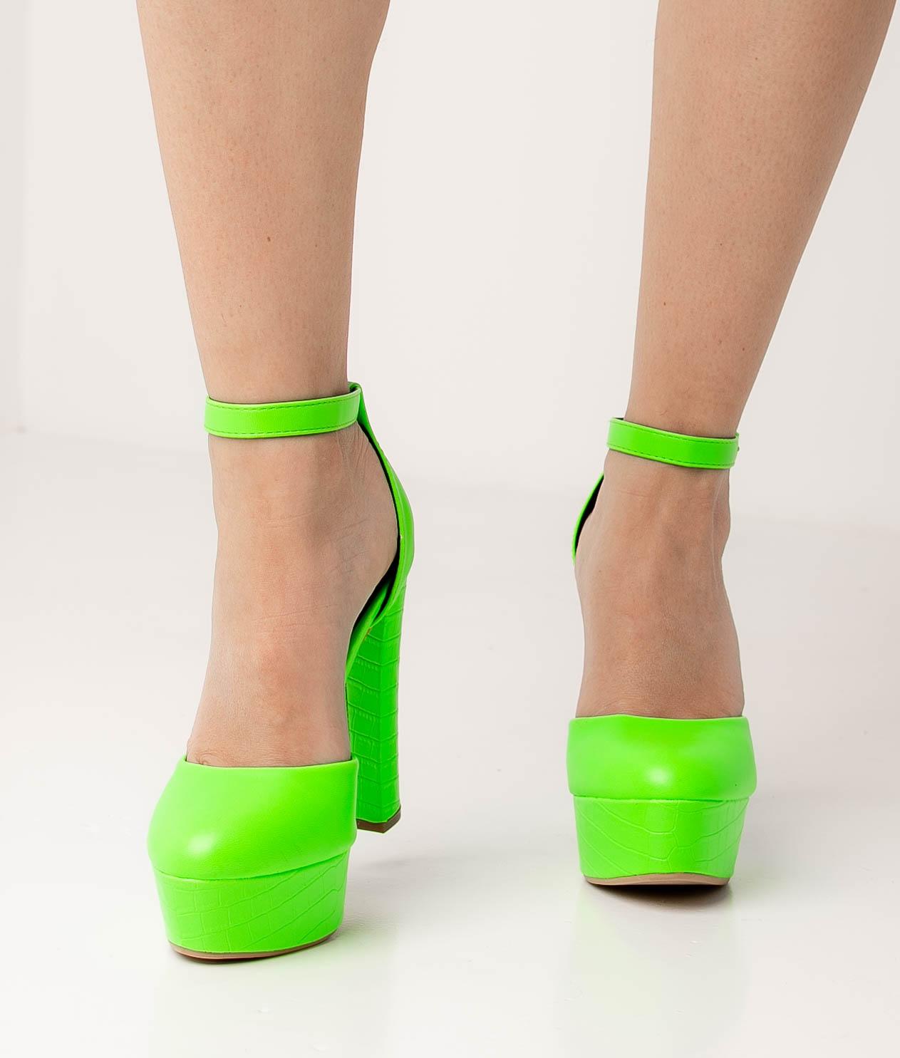 Scarpe Yanos - Verde