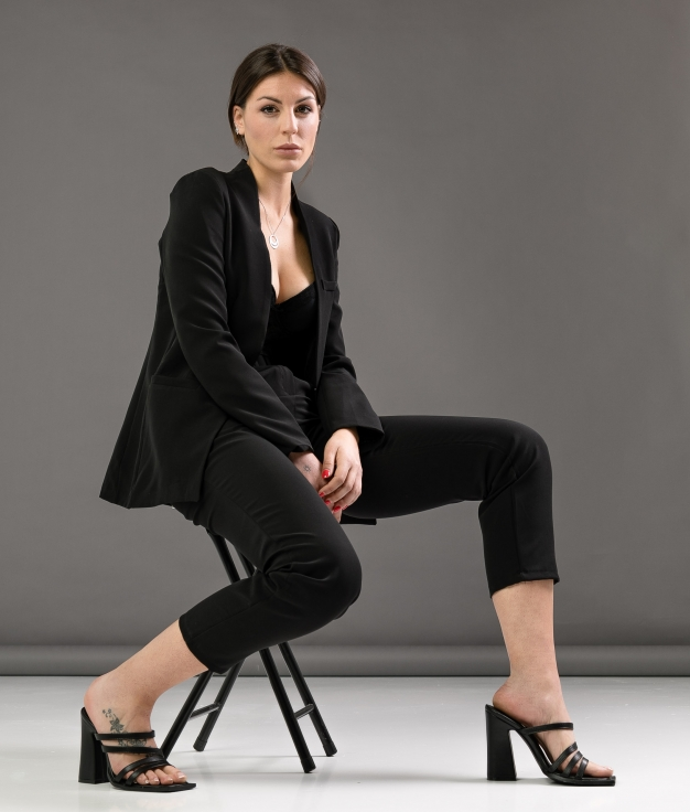 SIMAX TROUSERS - BLACK