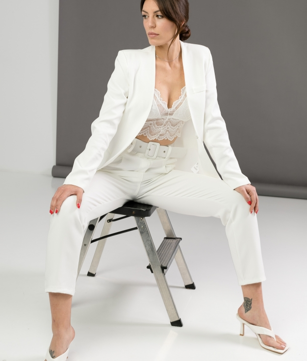 SIMAX TROUSERS - WHITE
